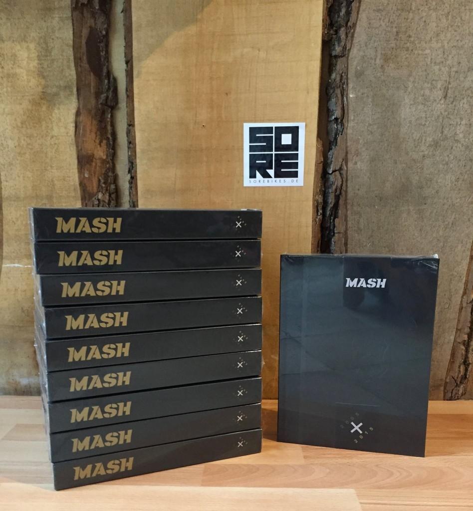 MASH ART BOOK : VIDEO 2015