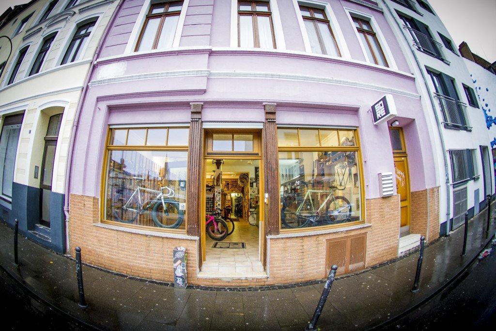 Shop Sore Bikes Front