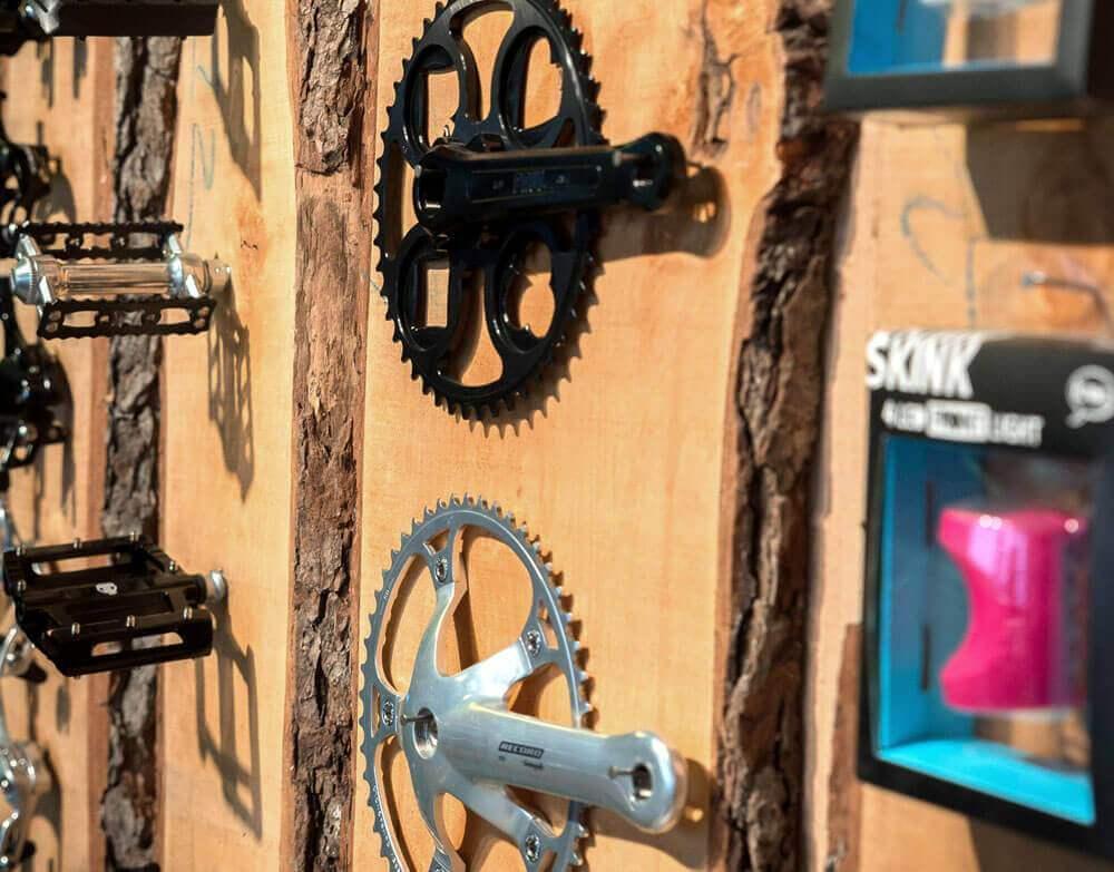 SORE Bikes Detail Campagnolo Record